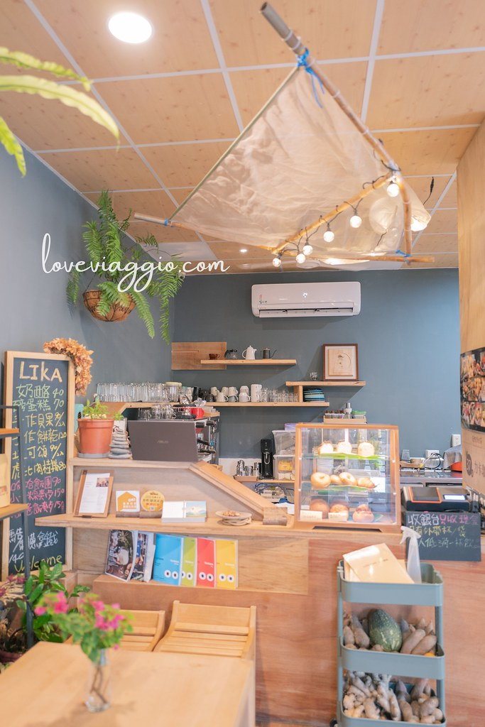 【台東 Taitung】金崙.旅行 |打個蛋海旅 X LI.KA CAFE力卡珈琲 @薇樂莉 Love Viaggio | 旅行.生活.攝影