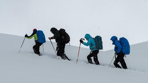 Hiking Trail Ftan - Alp Laret