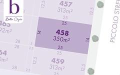 Lot 458, 60 Bells Road, Clyde VIC