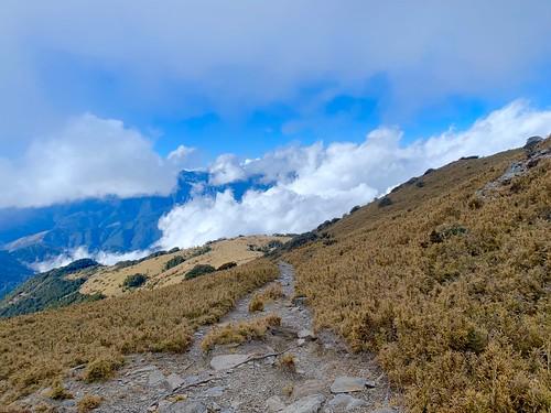 阿丹南湖登山9