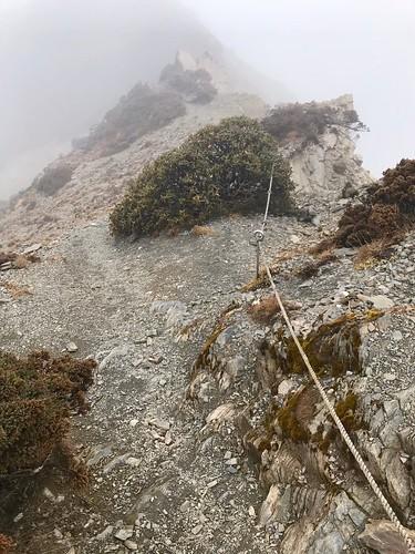 阿丹南湖登山26