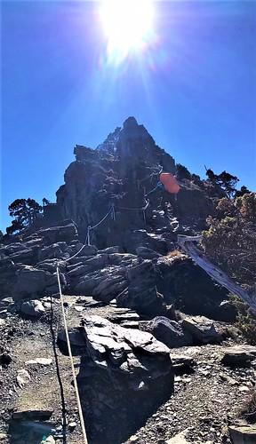阿丹南湖登山24