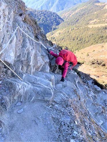 阿丹南湖登山23