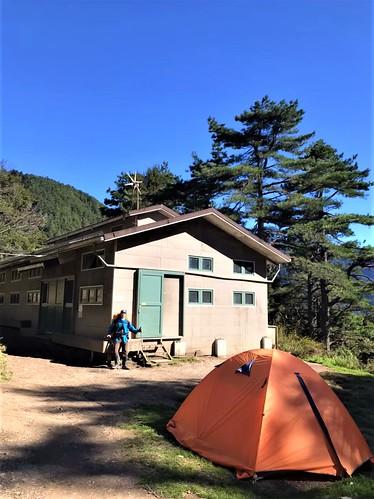阿丹南湖登山16