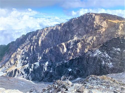 阿丹南湖登山4