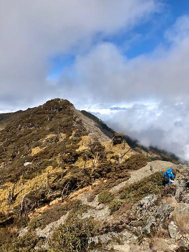 阿丹南湖登山27