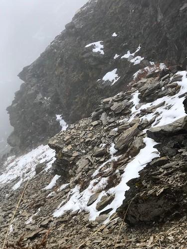 阿丹南湖登山25