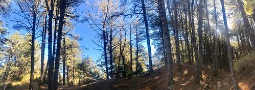 阿丹南湖登山18