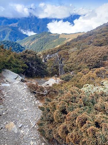 阿丹南湖登山7