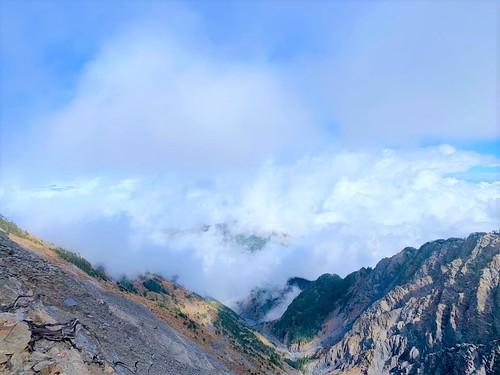 阿丹南湖登山5
