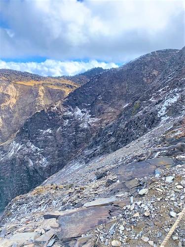 阿丹南湖登山3