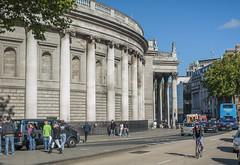 Parlamentsgebäude Dublin, Irland