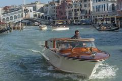 Venedig, Canale Grande und Rialto