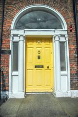 Georgian doors III, Dublin, Irland