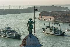 Venedig, Canale della Giudecca