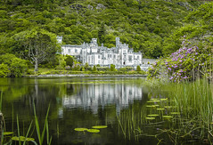 Kylemore Abbey, Connemara, Irland