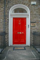 Georgian doors VI, Dublin, Irland