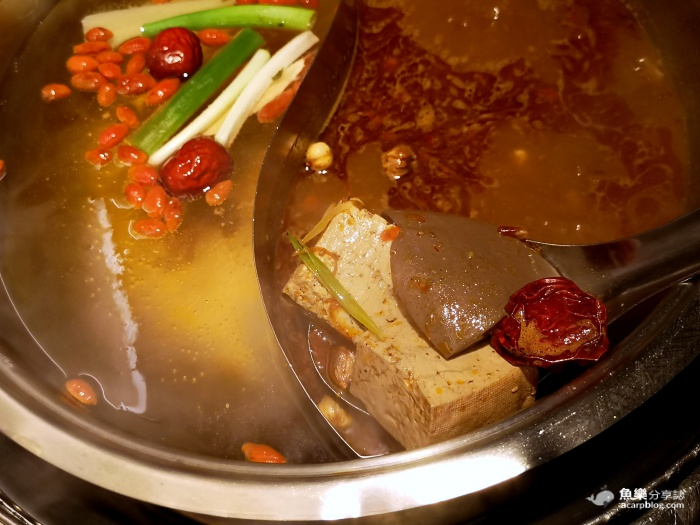 【台北大安】馬辣頂級麻辣鴛鴦火鍋|草莓季又來了! @魚樂分享誌
