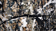 Jackson Pollock One: Number 31, 1950 (detail)