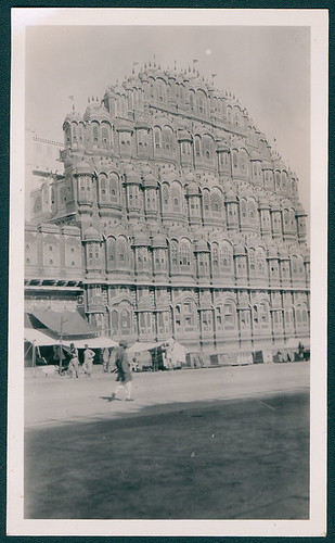 Jaipur - The Palace of Winds (1930)