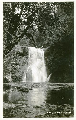 [OREGON-B-0015] Silver Creek - Upper North Falls