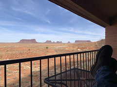 Goulding's Lodge Monument Valley