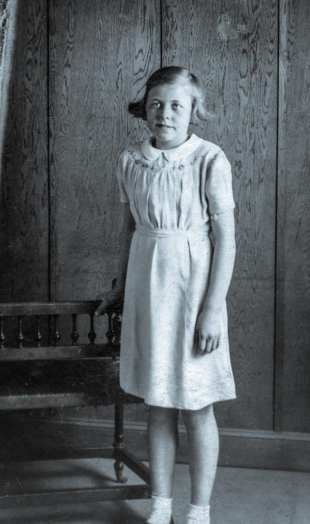 Susan Buchanan, 1936.