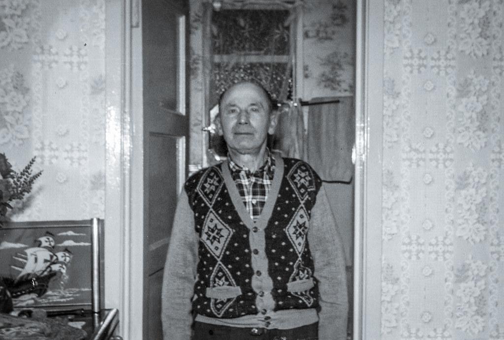 Johny Zokas, 1950s.