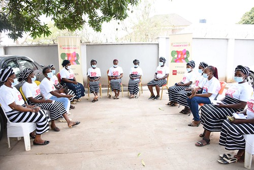 2021 IWD: Nigeria