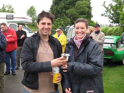Will Inglis, a surprise winner at Castle Combe 2008
