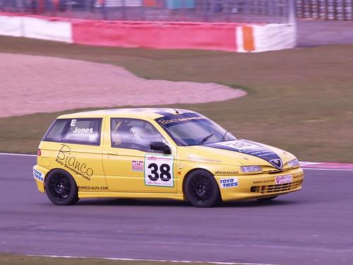 Martin Jones 145 Silverstone 2008