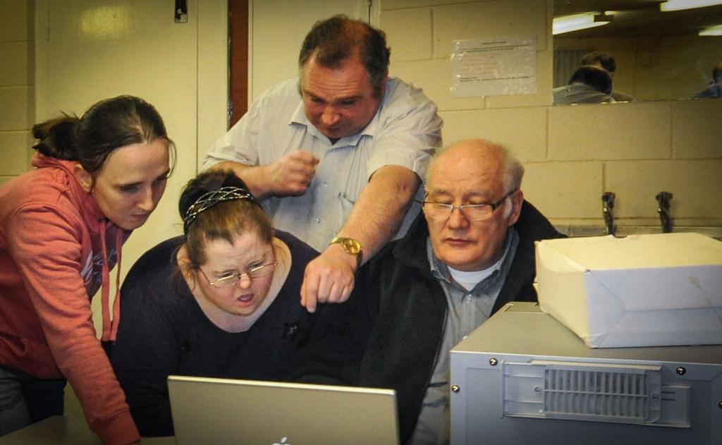 Heritage skills training workshop