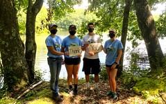 Pomperaug River Watershed Coalition 9 - Youth Conservation Corps - 2019-20
