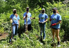 Pomperaug River Watershed Coalition 2 - Youth Conservation Corps - 2019-20