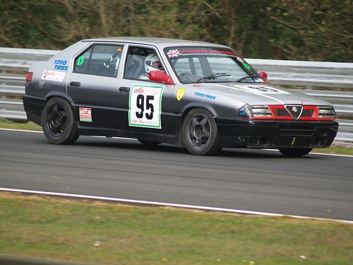 Nick Gooch at Oulton with 33 in 2007