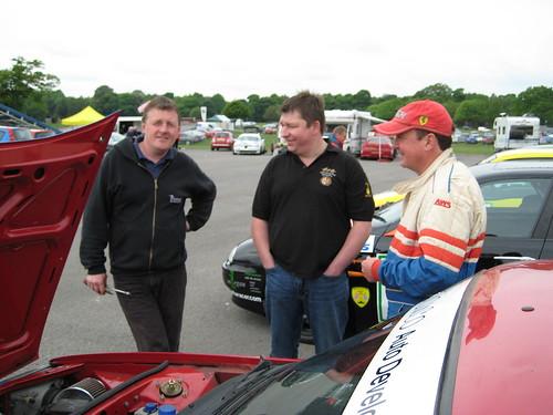 Gary Walker, Neil Smith and Jon Griffiths