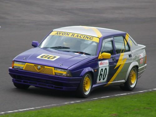 Clive Hodgkin 75 V6 at Castle Combe 2007