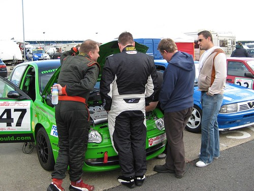 Silverstone conflab 2008