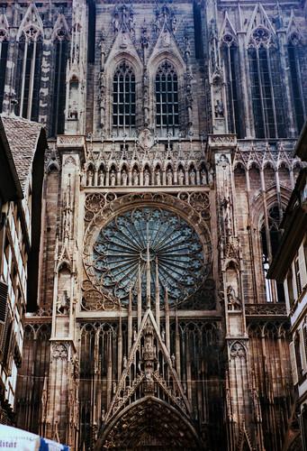 """Straßburg 1987 (13 )Straßburger Münster • <a style=""""font-size:0.8em;"""" href=""""http://www.flickr.com/photos/69570948@N04/51075313826/"""" target=""""_blank"""">View on Flickr</a>"""