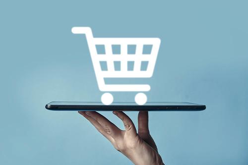 Purchasing goods online by wuestenigel, on Flickr