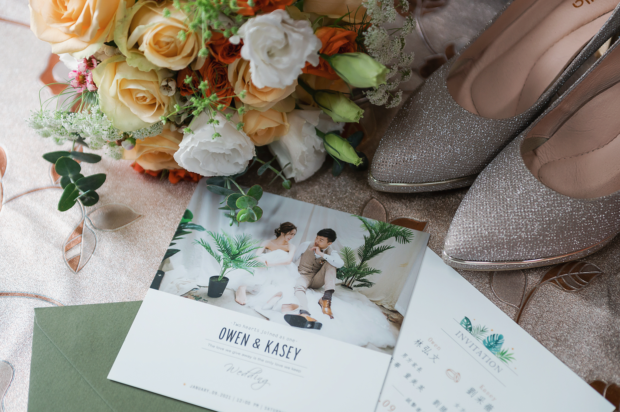 [婚禮紀錄-Yozi]2021.01.09新竹芙洛麗大飯店