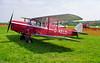 DE Havilland HD-87B Hornet Moth G-AELO
