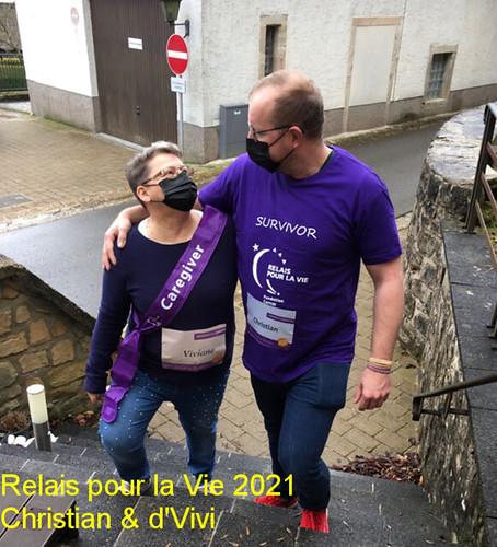 Survivors et Caregivers - Relais pour la Vie 2021 (2)