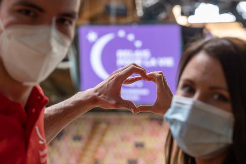 0782_Relais_pour_la_Vie_2021_20210328 - Relais pour la Vie - Fondation Cancer - Luxembourg - Ville - Coque - 28/03/2021 - photo: claude piscitelli