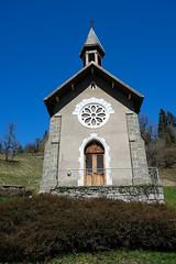 Chapelle de Villard-Dessous @ Manigod