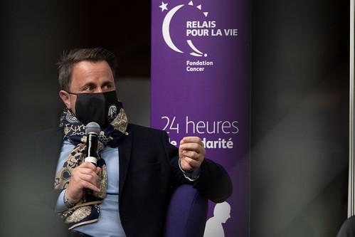 0822_Relais_pour_la_Vie_2021_20210328 - Relais pour la Vie - Fondation Cancer - Luxembourg - Ville - Coque - 28/03/2021 - photo: claude piscitelli