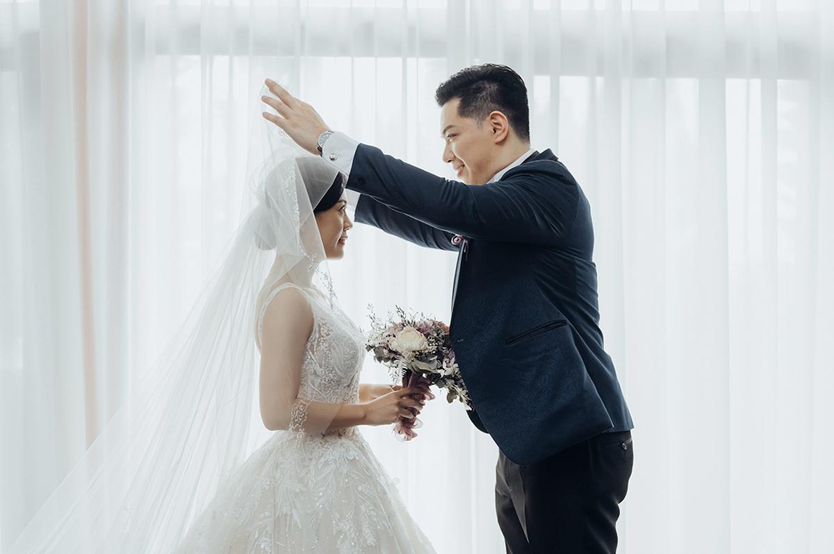台北婚攝,美式婚禮,婚攝作品,婚禮攝影,婚禮紀錄,淡水豪邸嘉廬,君品Collection,證婚,類婚紗,wedding photos