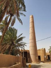 Restored minaret, Awdat Sudayr, Saudi Arabia (2)