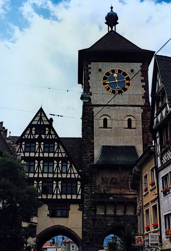 "Freiburg 1987 (03) Schwabentor • <a style=""font-size:0.8em;"" href=""http://www.flickr.com/photos/69570948@N04/51087507021/"" target=""_blank"">View on Flickr</a>"