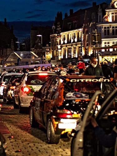 31 - Le rallye dans la ville
